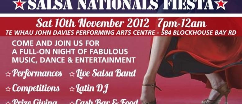 1st New Zealand Salsa Nationals Fiesta