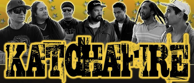Katchafire with Ladi6