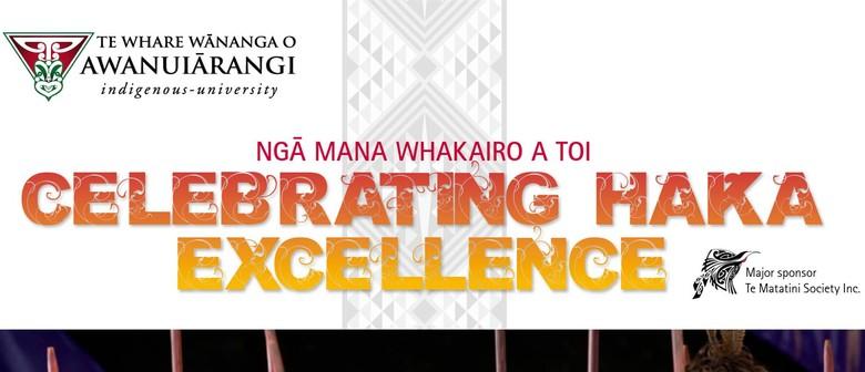 Nga Mana Whakairo a Toi: Celebrating Haka Excellence