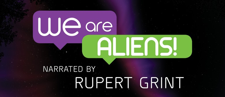 We Are Aliens! - New Show Premiere