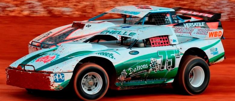 Speedway - LaZ Boy Saloon Car Series - Round 1