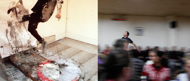 Mark Harvey & Soren Dahlgaard: A Fist Full of Air