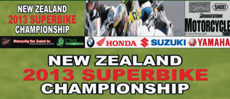 NZ Superbike Motorcycle Road Race Championship RD2