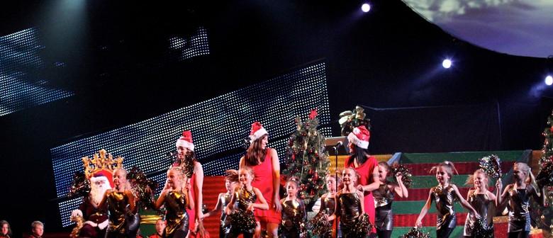 Christmas Spectacular.Shotover Jet Christmas Spectacular