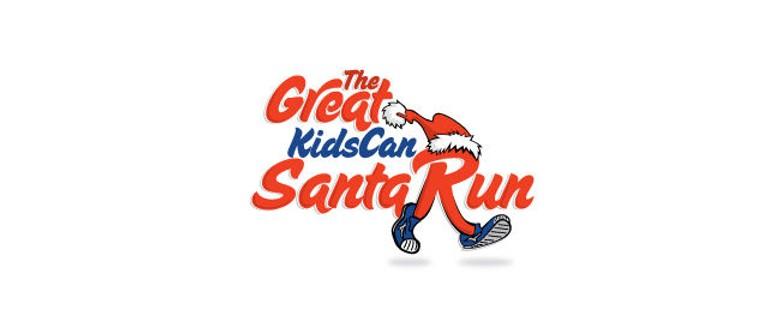 The Great KidsCan Santa Run