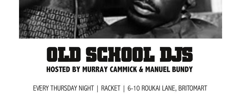 Old School DJs
