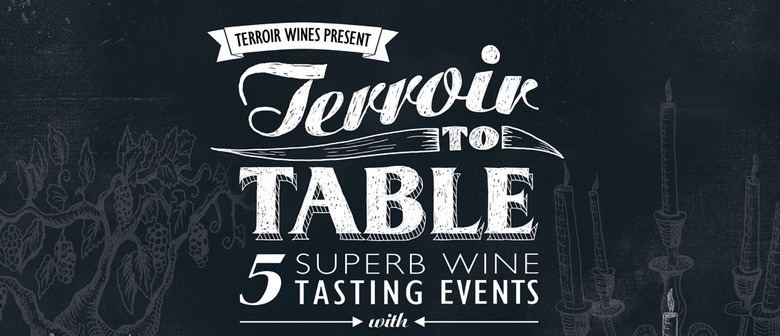 Dry River - Terroir to Table