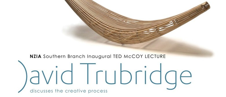 NZIA Southern Ted McCoy Lecture with David Trubridge