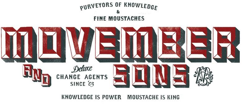 Official Movember Gala Partés