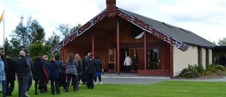 Powhiri (Welcome) and Lunch