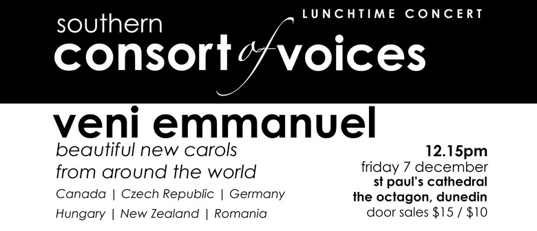 Southern Consort of Voices: Veni Emmanuel
