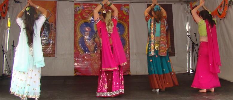Modern Bollywood & Egyptian Belly Dance Lessons