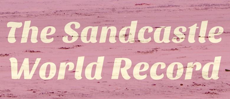 Break the Sandcastle World Record