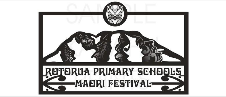 Rotorua Primary School's Maori Festival