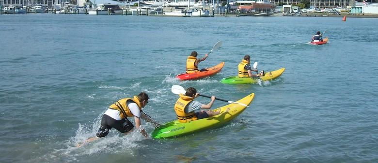 Open Day - Westshore Sea Scouts