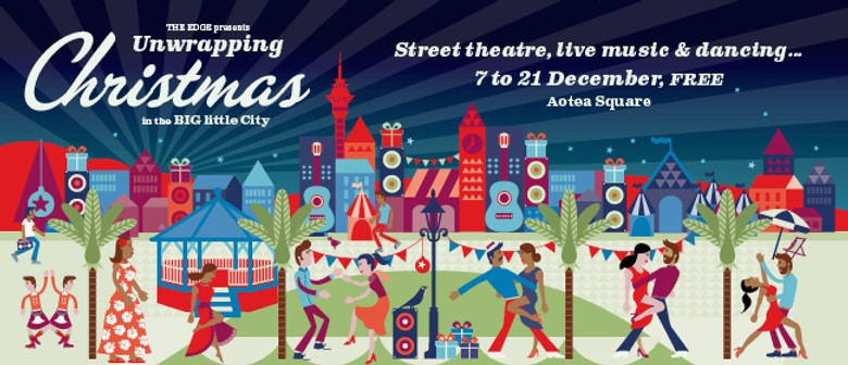 Unwrapping Christmas - Swing Under the Stars