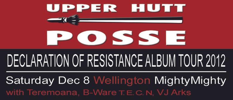 Upper Hutt Posse