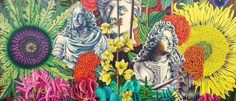 Patrick Tyman: 15 15 15 - A Cross-Cultural Journey In Art