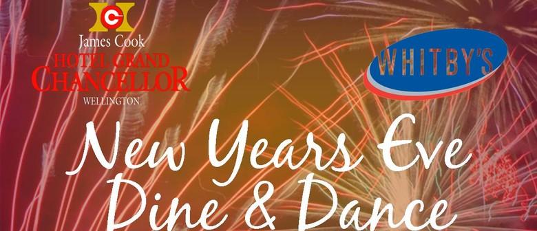Dine & Dance - New Years Eve 2012