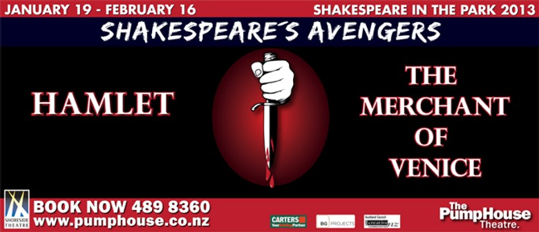 The Merchant of Venice - Shakespeare in the Park