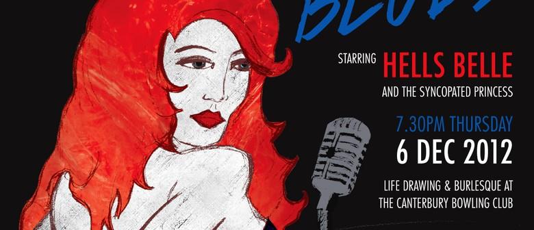 Dr. Sketchy's Anti-Art School - Red, Hot 'n' Blues