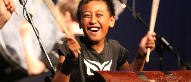 NZ Post Community Christmas Concert: Batterie 100