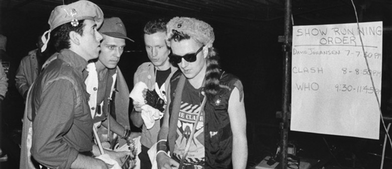Rockumentary: The Clash: Westway to the World