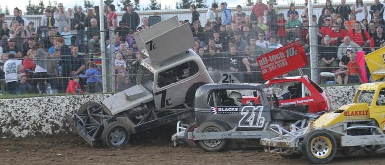 New Zealand Stockcar Championship - Final
