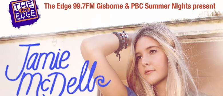 PBC Summer Nights presents Jamie McDell