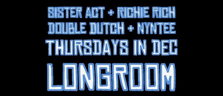 Double Dutch & Nyntee