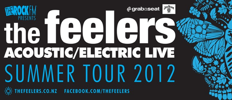 The Feelers Acoustic & Electric