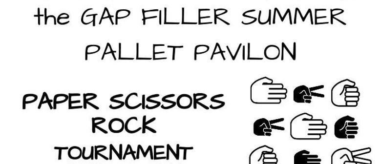 Paper Scissors Rock Tournament!