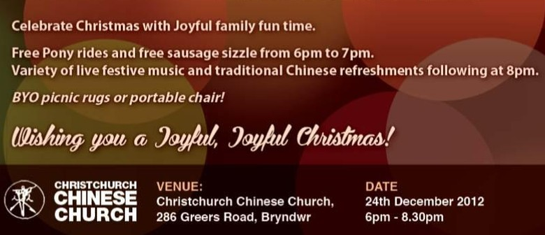 Joyful Joyful Christmas
