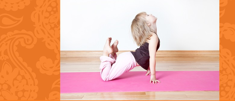 Kids' Yoga for Ages 4-7