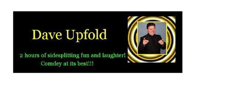 Comedy Stage Hypnotist - Dave Upfold