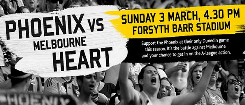 Wellington Phoenix v Melbourne Heart FC