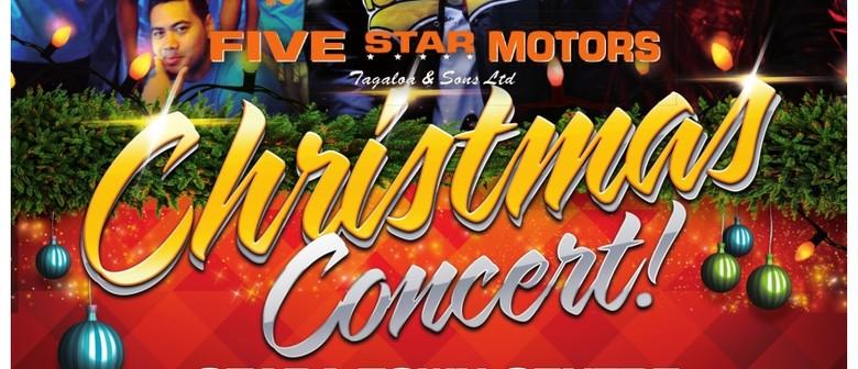 Five Star Motors Christmas Concert