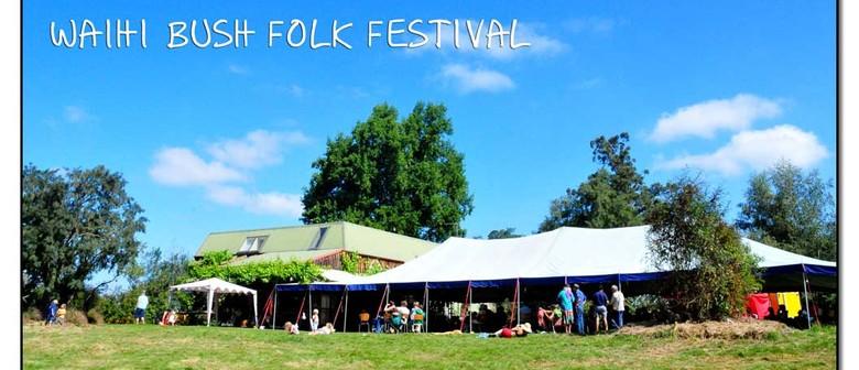 Waihi Bush Music Festival