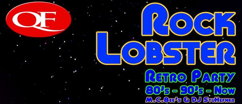 Rock Lobster Retro Party + Kara Gordon
