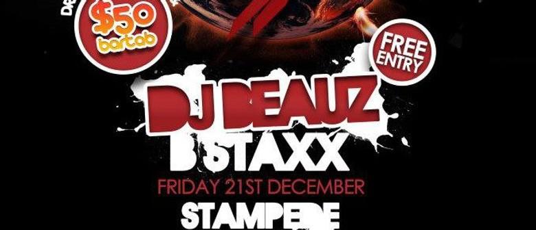 End of the World Ft DJ Beauz & Billdon Staxx