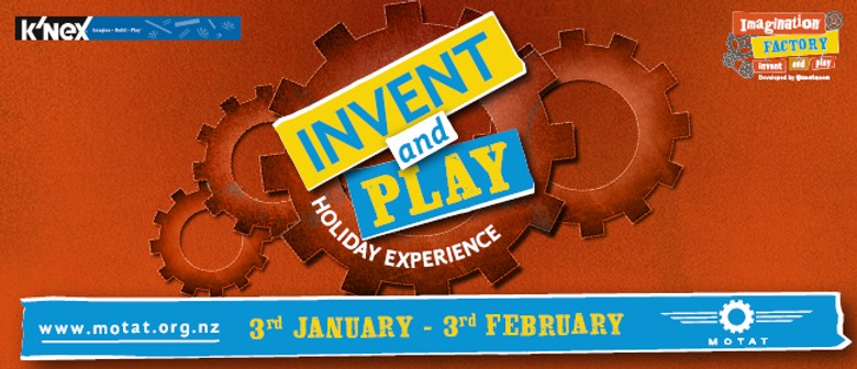 Invent and Play These Holidays
