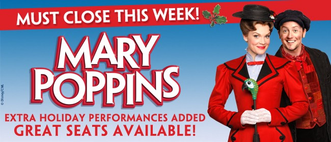 Mary Poppins - The Supercalifragilistic Musical