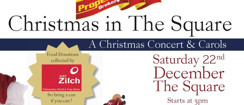 Christmas in The Square - Christmas Concert & Carols