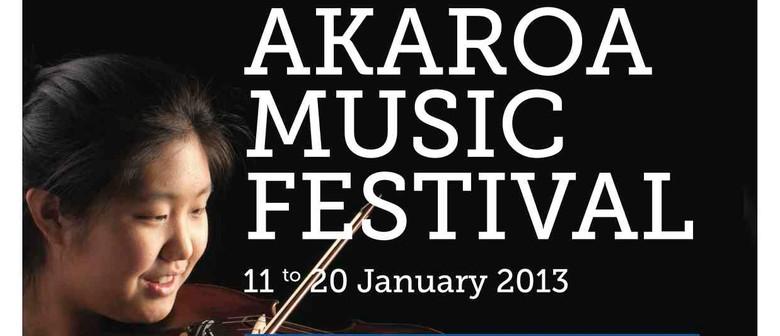 International Akaroa Music Festival - Young Soloist's Matine