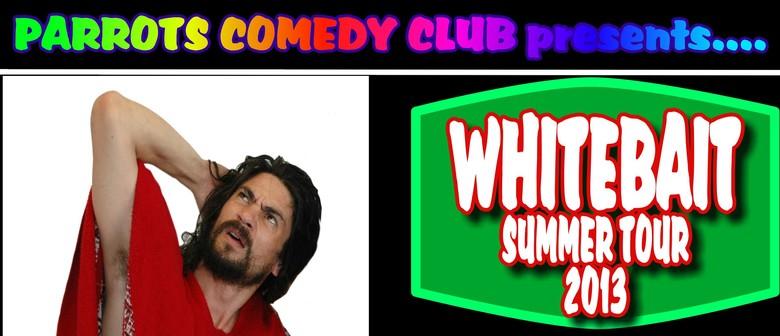Gish: The Whitebait Summer Tour - Takaka
