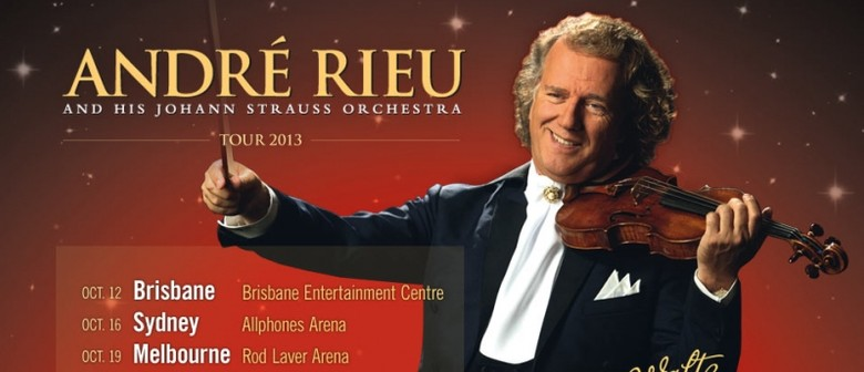 André Rieu: The Waltz Goes On
