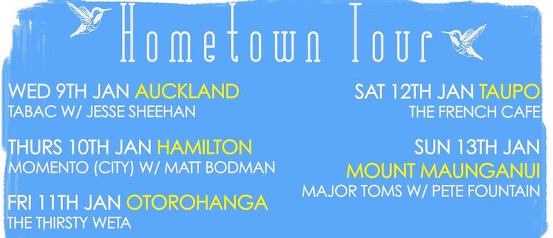 Chanelle Davis & Kerryn Fields Hometown Tour