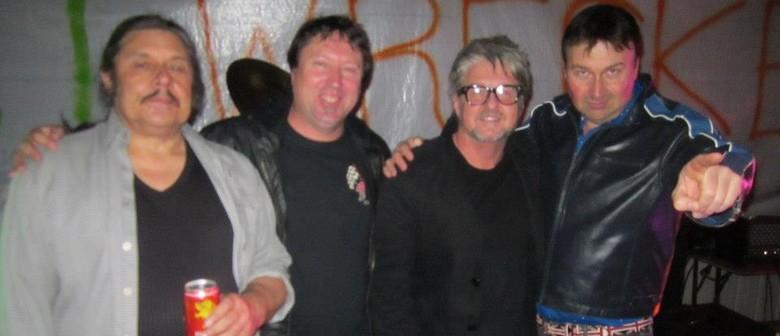 The Lazyboyz Legends of Rock Show