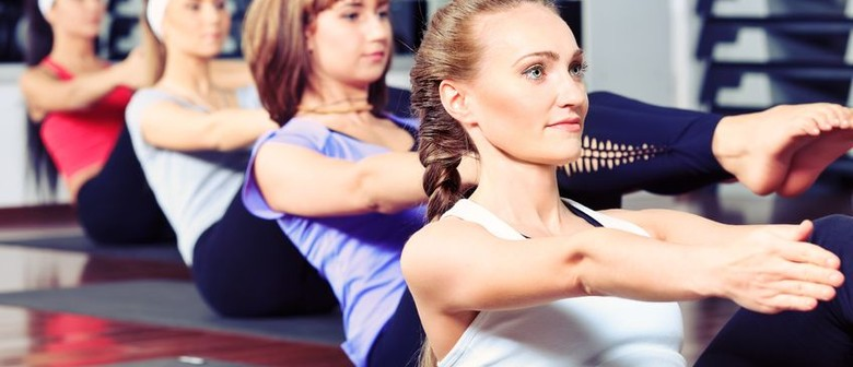 Introductory Pilates for Beginners