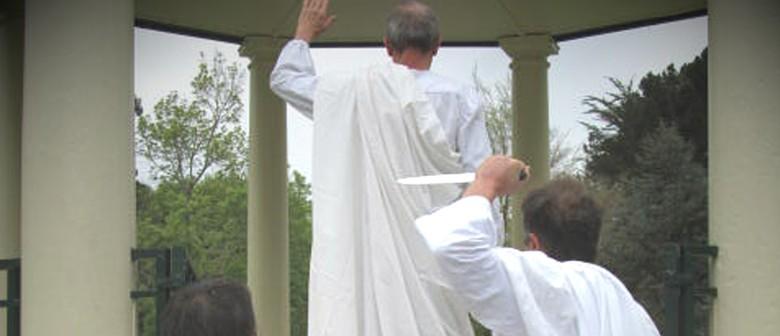 Shakespeare in the Park: Julius Caesar & Merry Wives